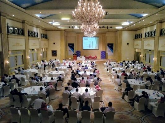 تحت إشراف شركة أرامكو السعودية طيف العربية تقيم ندوة السلامة والصحة المهنية بالشراكة مع المنظمة البريطانية(IOSH)